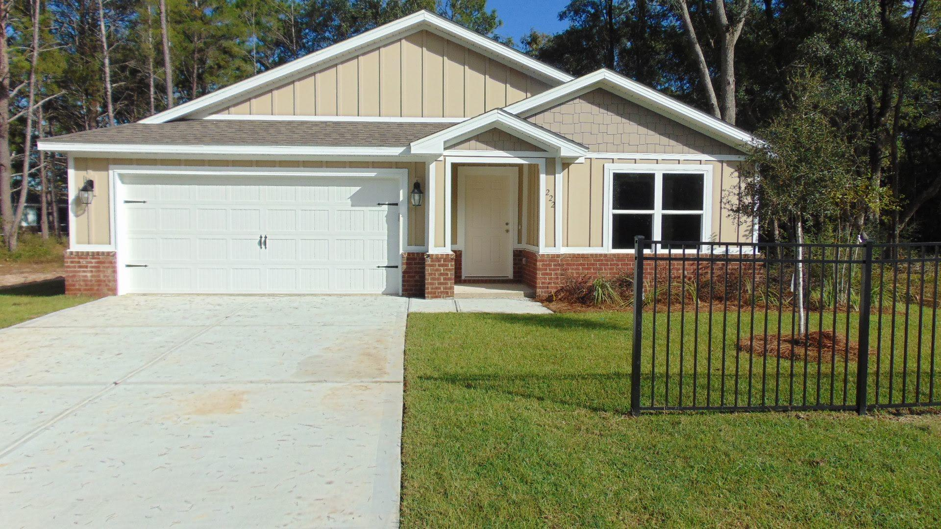Photo of home for sale at 222 Marquis, Freeport FL