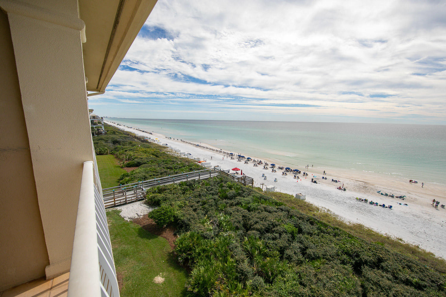 LOCATION LOCATION!!  This top floor Gulf front unit has spectacular Gulf Views and is located in the