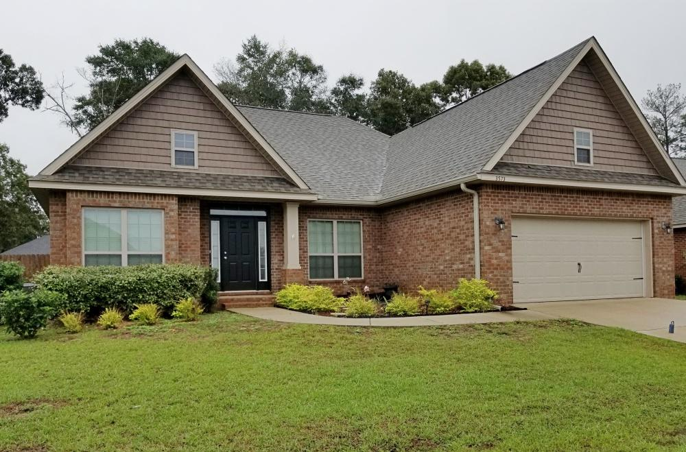 Photo of home for sale at 3573 Autumn Woods, Crestview FL