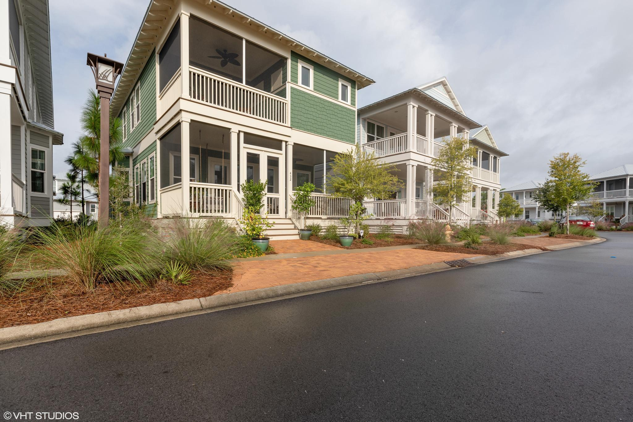 Photo of home for sale at 432 Flatwoods Forest, Santa Rosa Beach FL