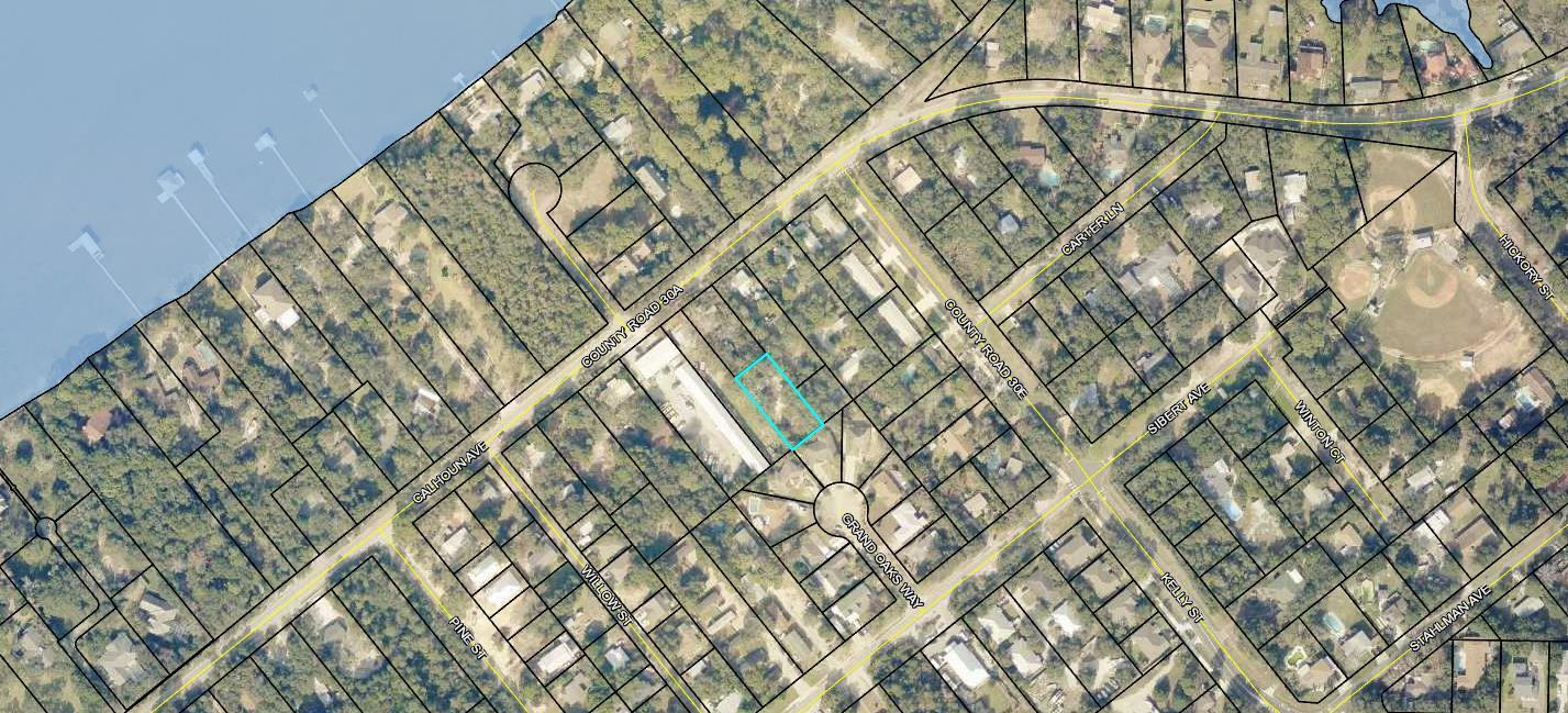 Photo of home for sale at 328 B Calhoun, Destin FL