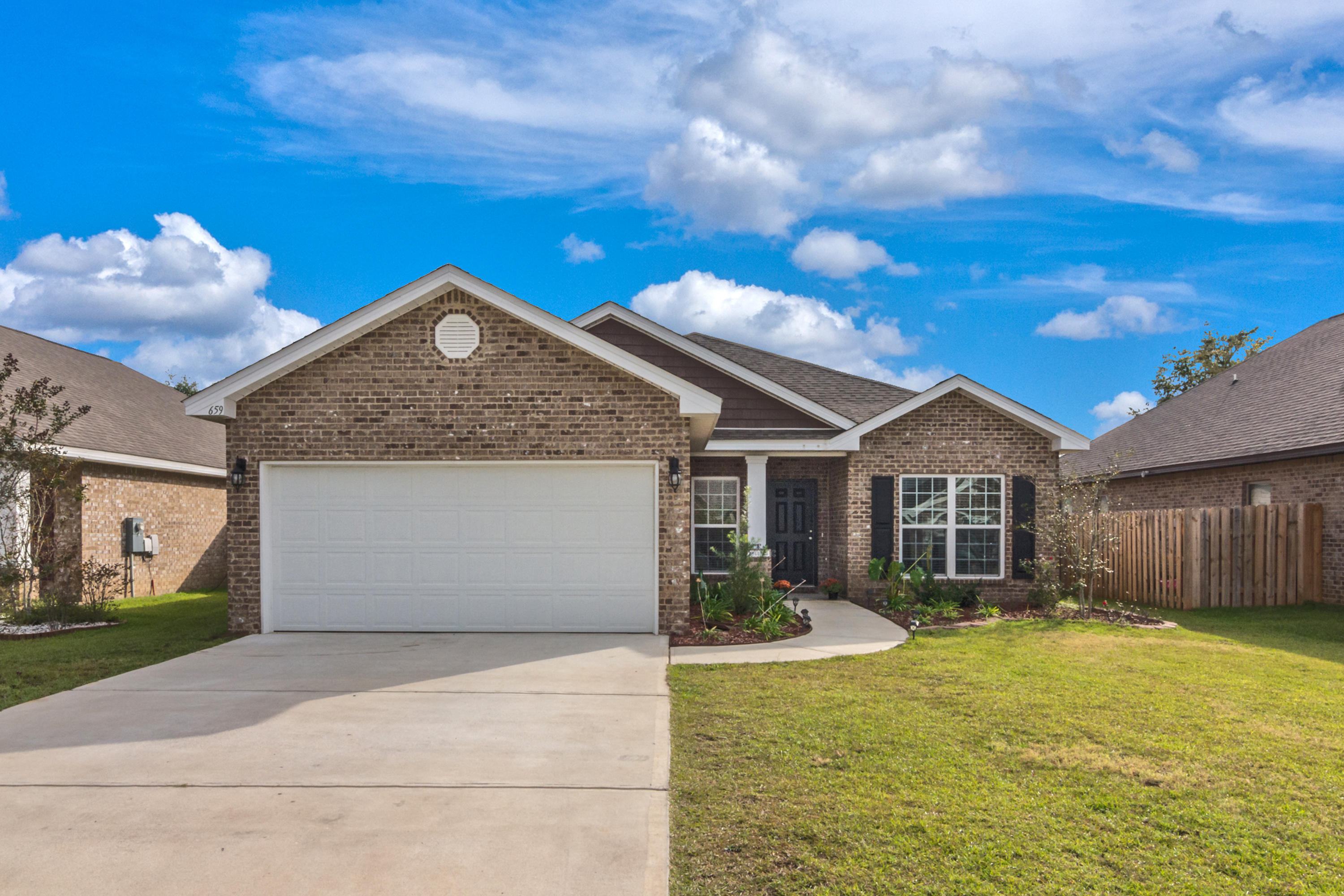 Photo of home for sale at 659 Teal, Crestview FL