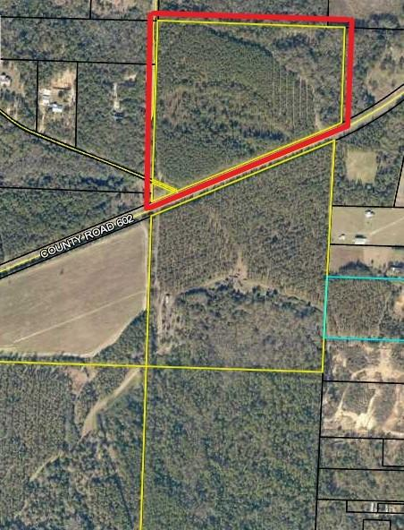 Photo of home for sale at 34 AC Hwy 602, Laurel Hill FL