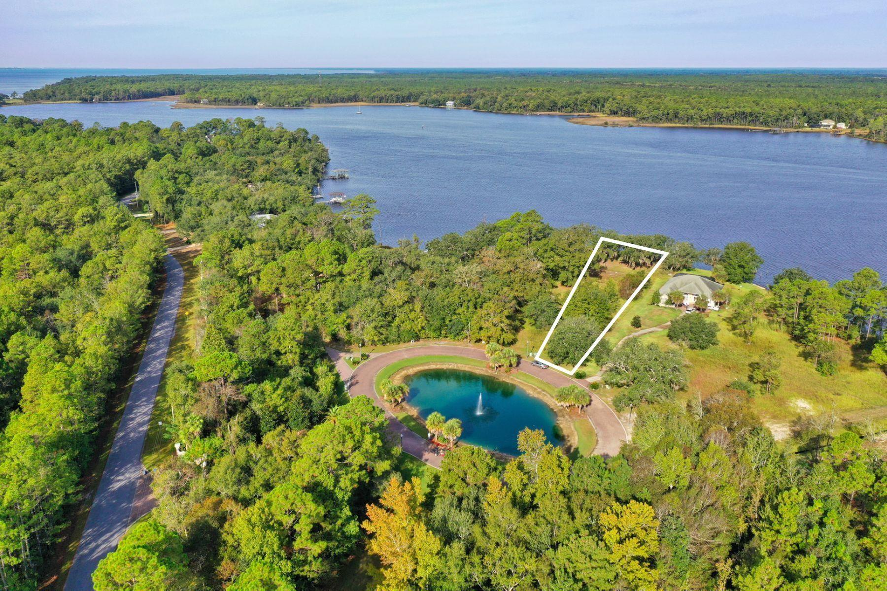 Photo of home for sale at Lot 6 Lagrange Cove, Freeport FL