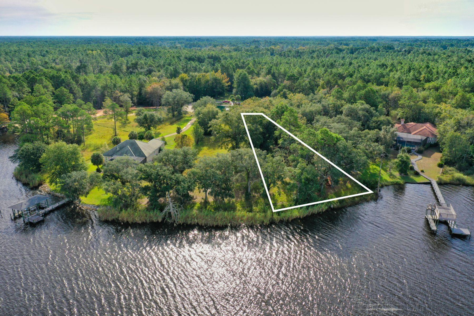 Photo of home for sale at Lot 4 Lagrange Cove, Freeport FL