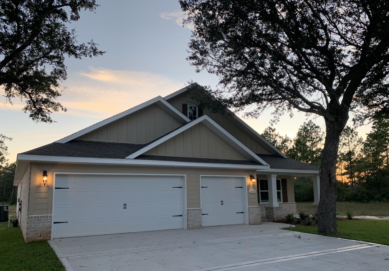 Photo of home for sale at 3627 Bob Tolbert, Navarre FL