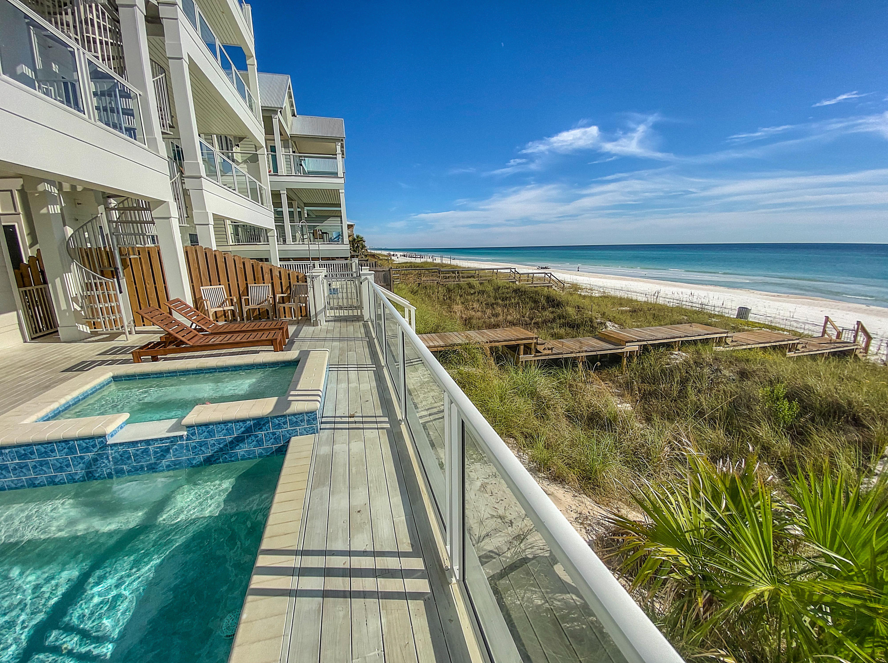 Photo of home for sale at 20407 Front Beach, Panama City Beach FL