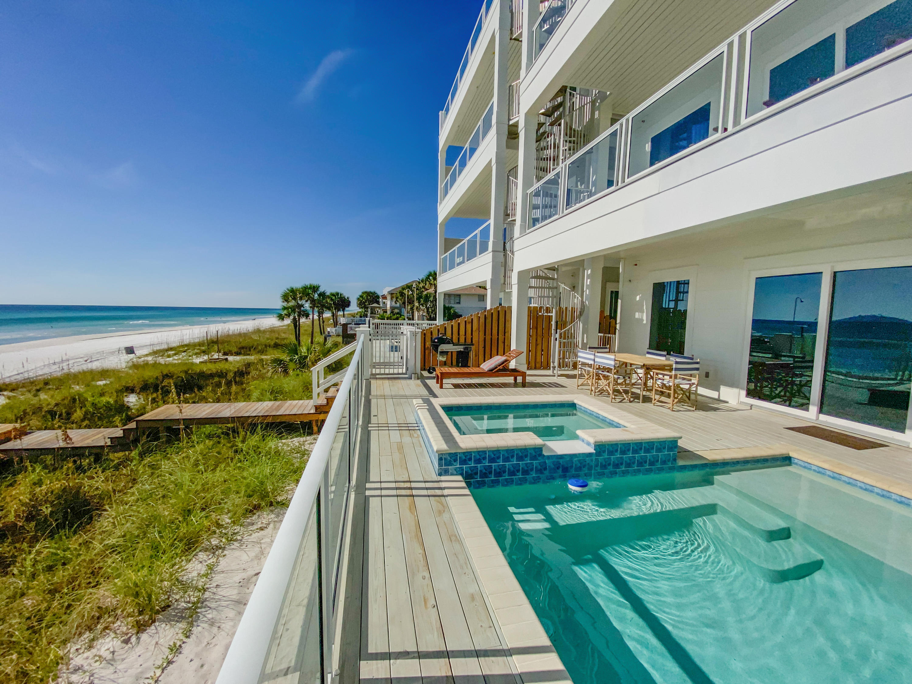 Photo of home for sale at 20405 Front Beach, Panama City Beach FL