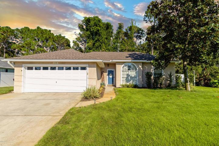 Photo of home for sale at 916 Pelican, Panama City Beach FL
