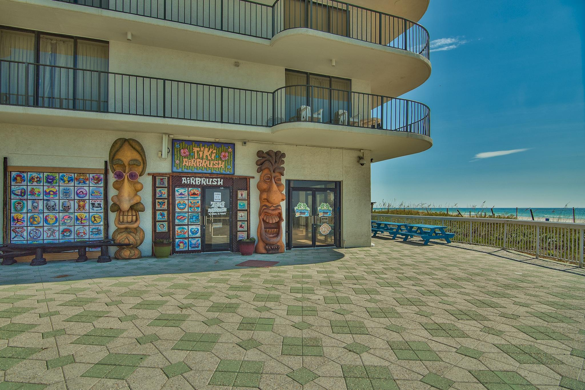 Photo of home for sale at 11347 Front Beach, Panama City Beach FL