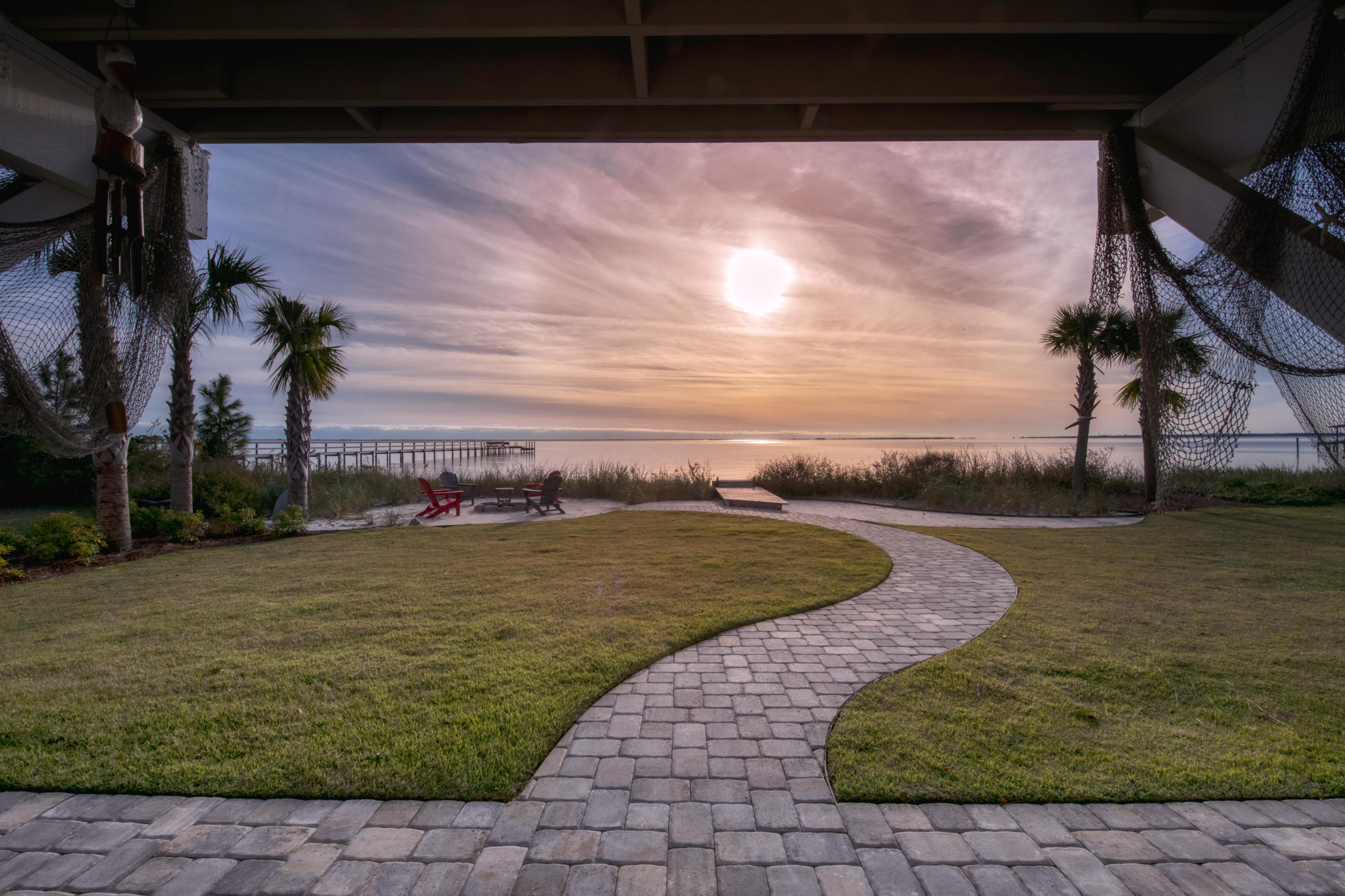 Photo of home for sale at 321 Deer Point, Gulf Breeze FL