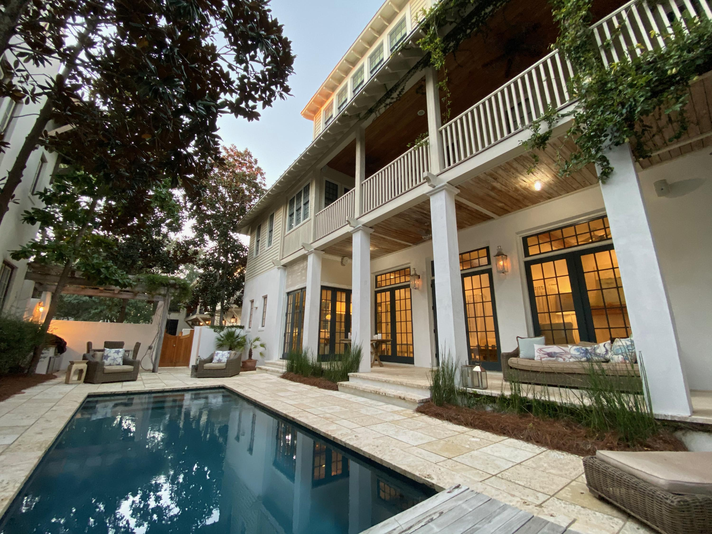Located on the coveted south side of scenic Hwy 30-A, within the iconic town of Rosemary Beach, 90 C