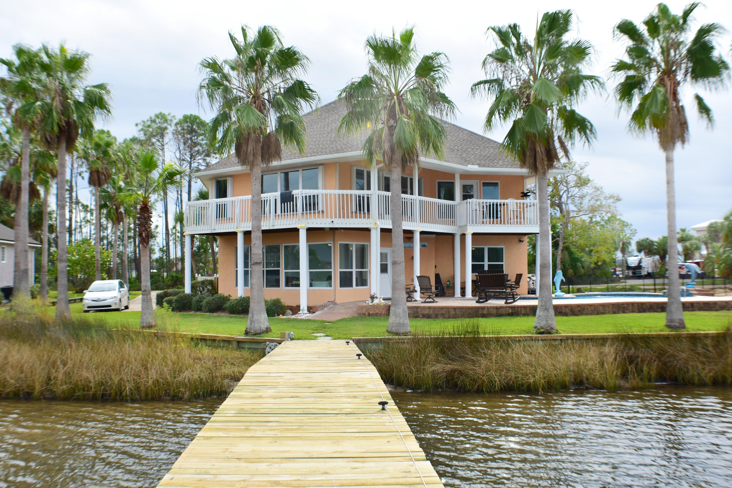 Photo of home for sale at 2304 Coral, Lynn Haven FL