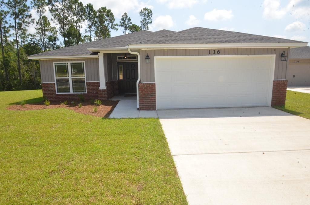 Photo of home for sale at 6099 Redberry, Gulf Breeze FL