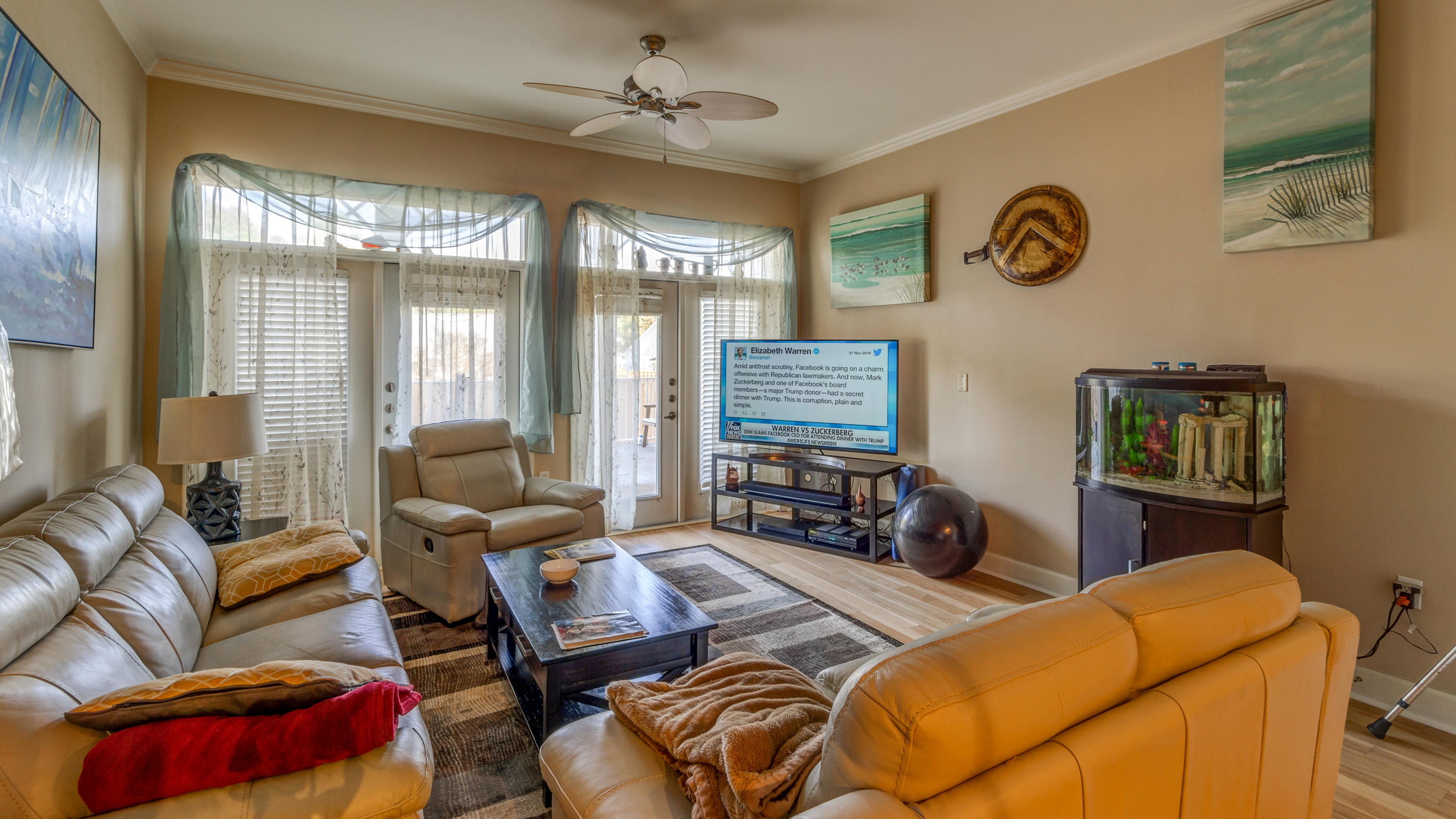 Photo of home for sale at 8700 Front Beach, Panama City Beach FL