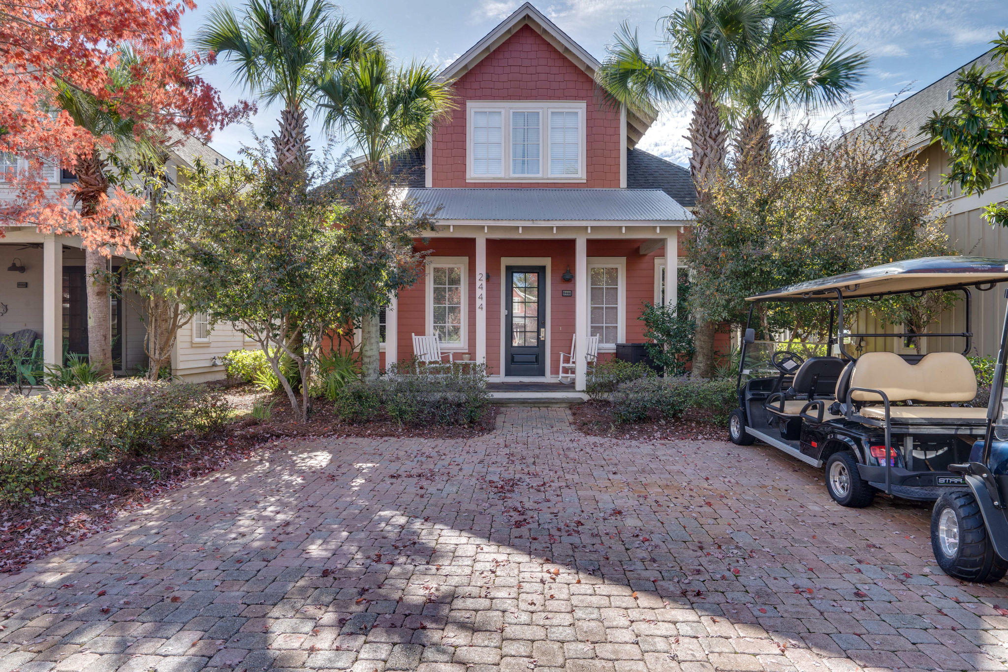 A 4 Bedroom 4 Bedroom Bungalos At Sandestin Home