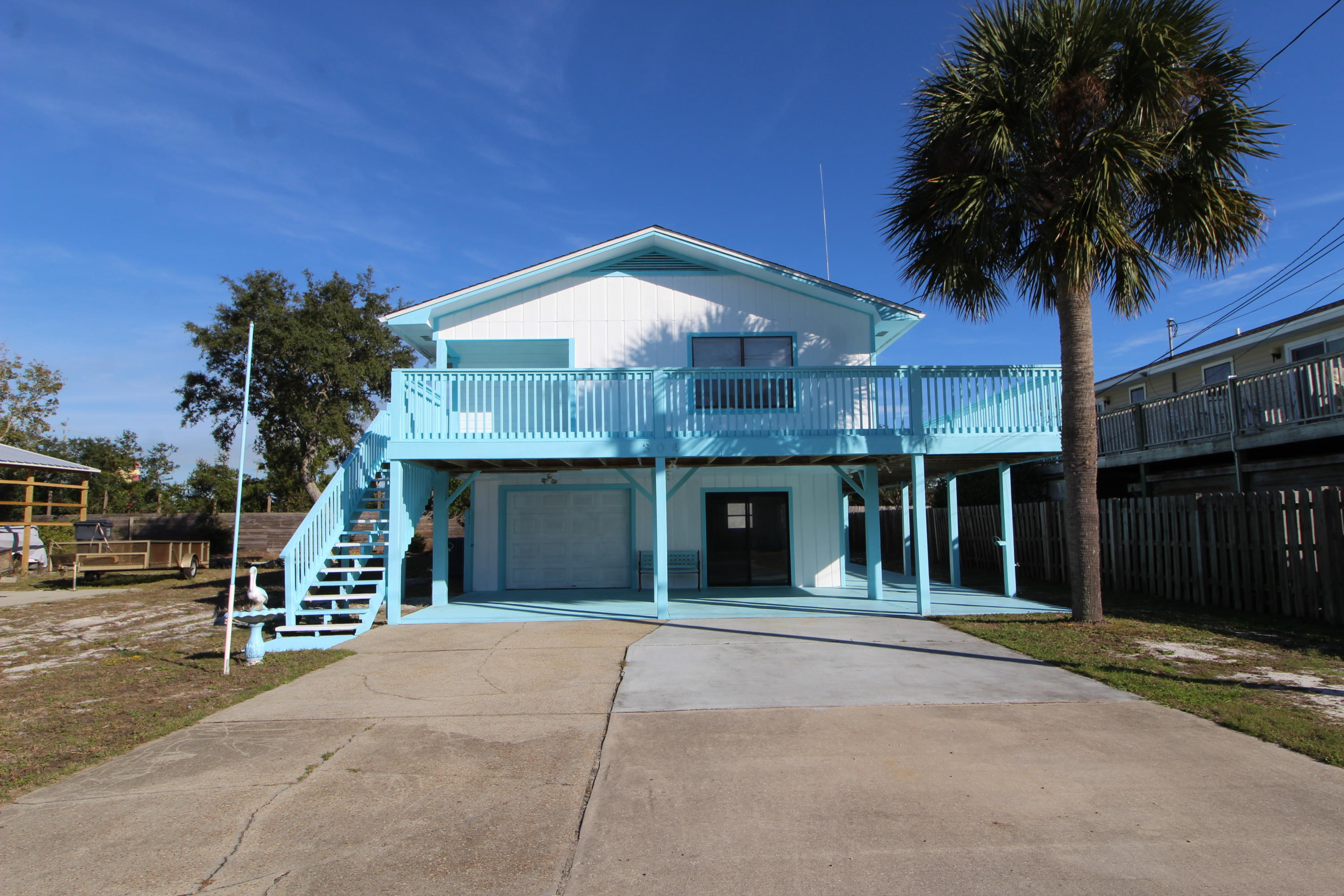 Photo of home for sale at 304 Gulf View, Panama City Beach FL