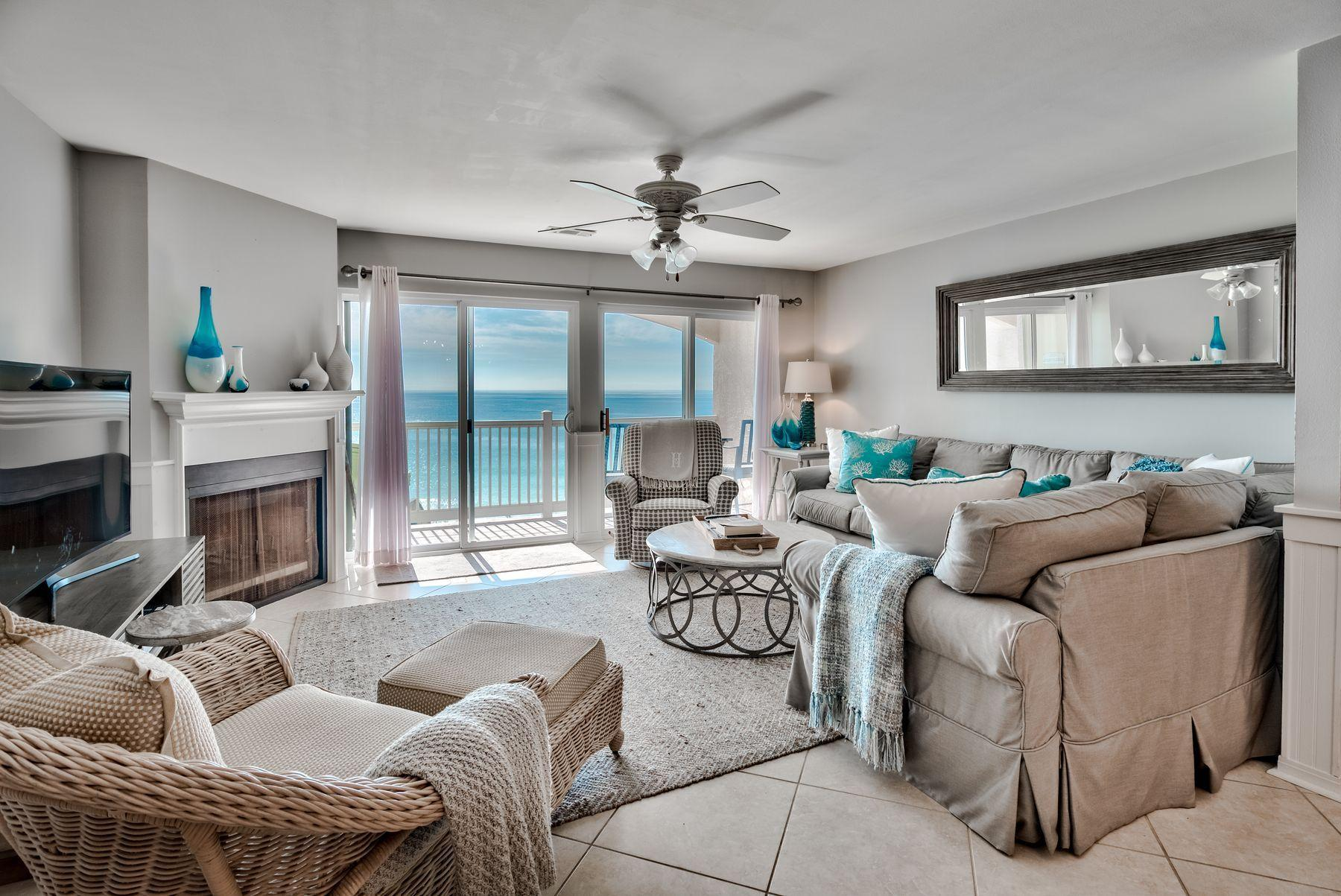 Photo of home for sale at 8394 Co Highway 30-A, Inlet Beach FL
