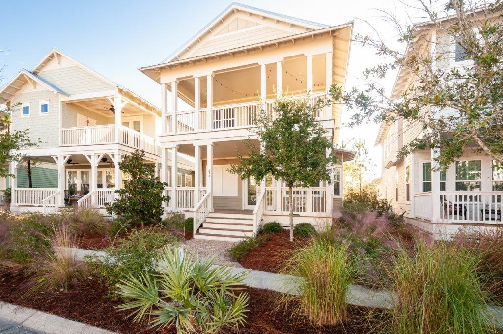 Photo of home for sale at 655 Flatwoods Forest, Santa Rosa Beach FL