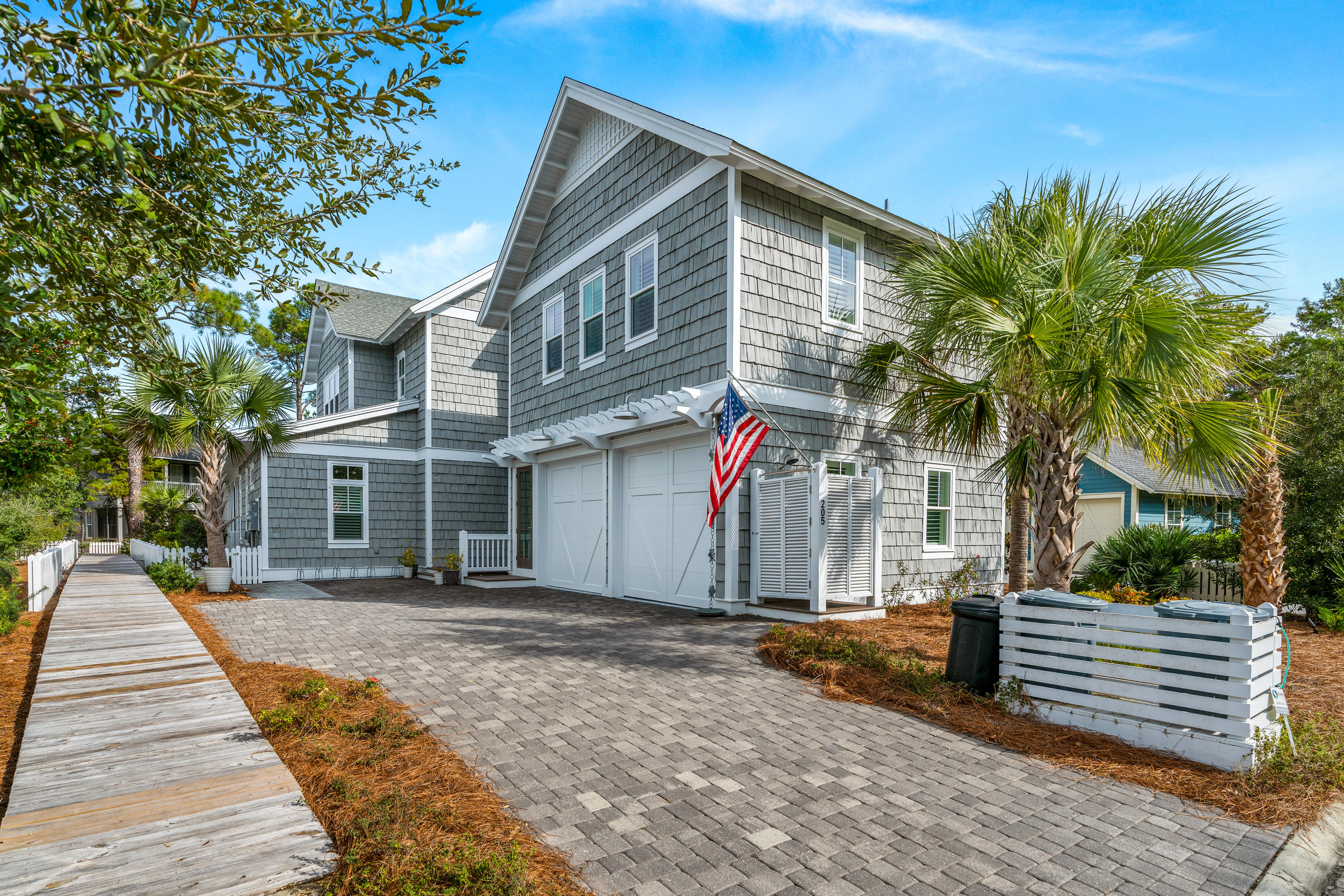 Beautiful 5 bedroom, 5 1/2 bath home located south of 30a in WaterSound West Beach! Masterfully buil