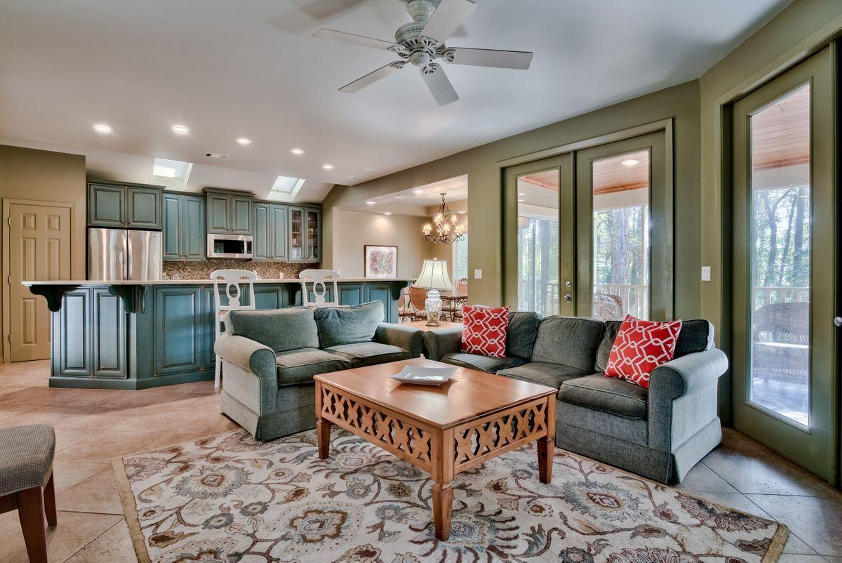 Photo of home for sale at 8879 Baypine, Miramar Beach FL