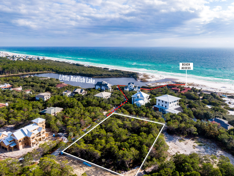 Photo of home for sale at Lot 4 Bannerman Beach, Santa Rosa Beach FL