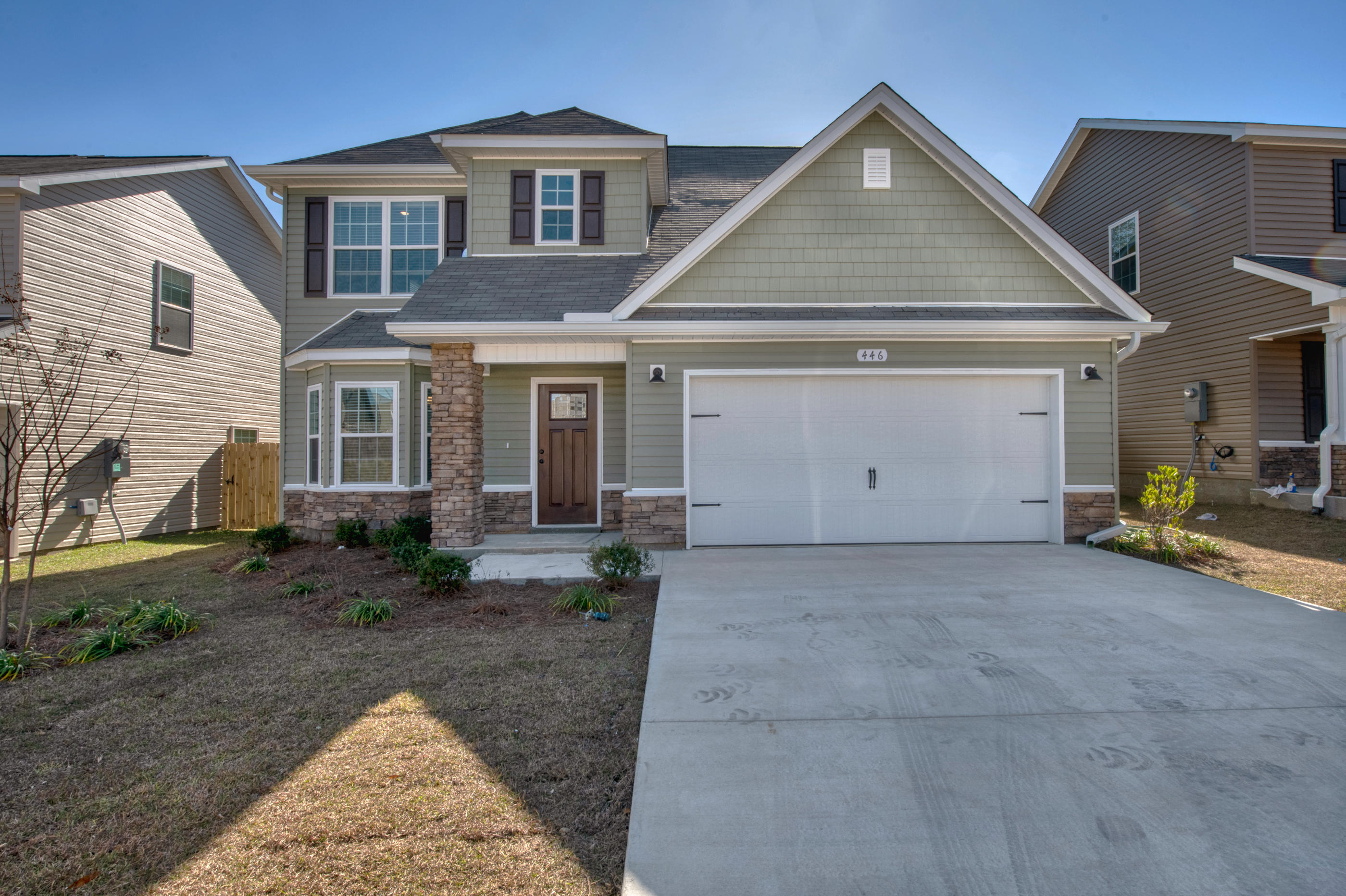 Photo of home for sale at 446 Eisenhower, Crestview FL