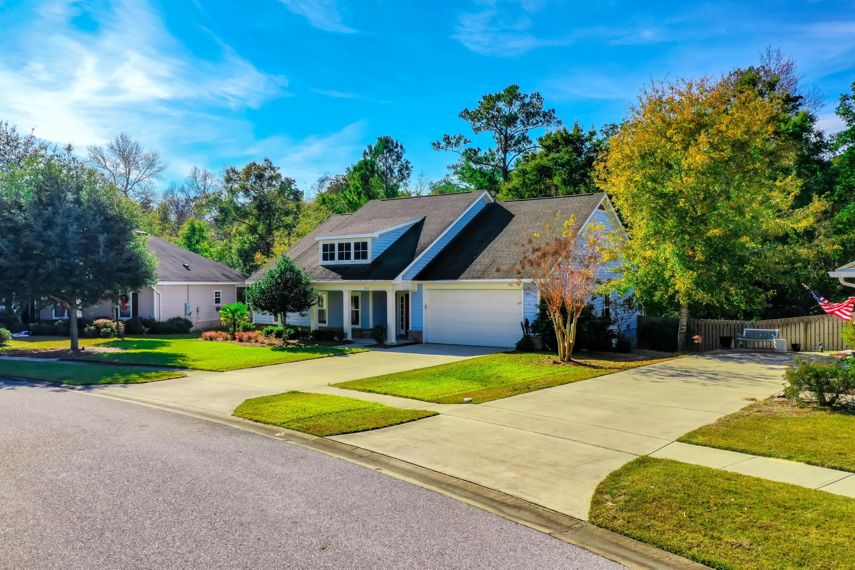 Photo of home for sale at 222 Camellia, Freeport FL