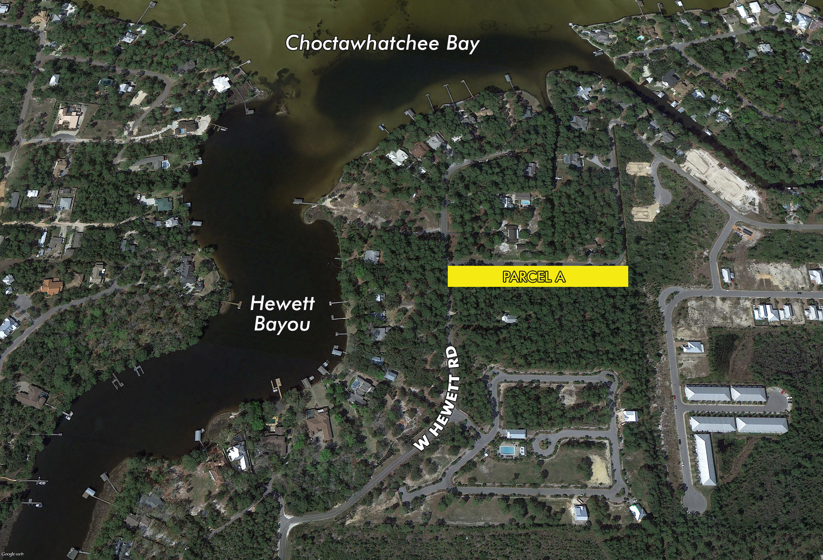 Photo of home for sale at Parcel A Hewett, Santa Rosa Beach FL
