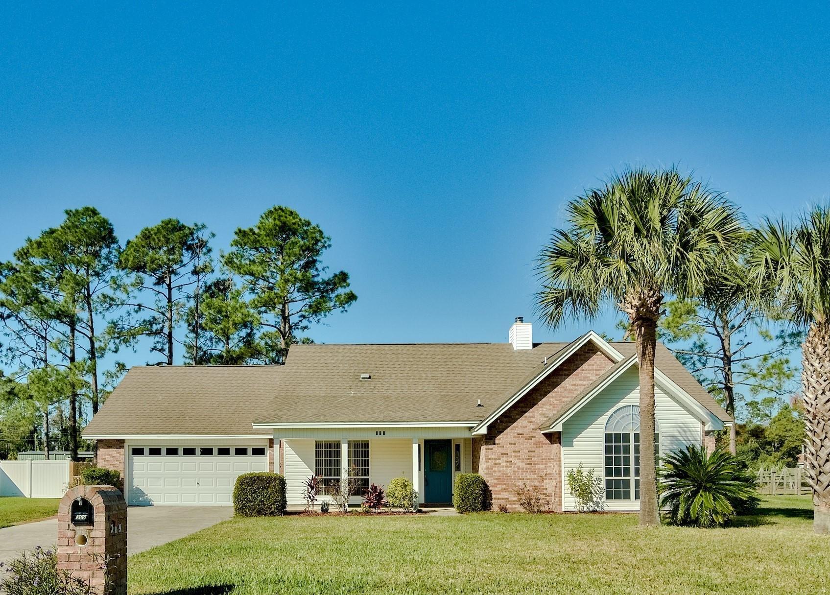Photo of home for sale at 309 Eagle, Panama City Beach FL