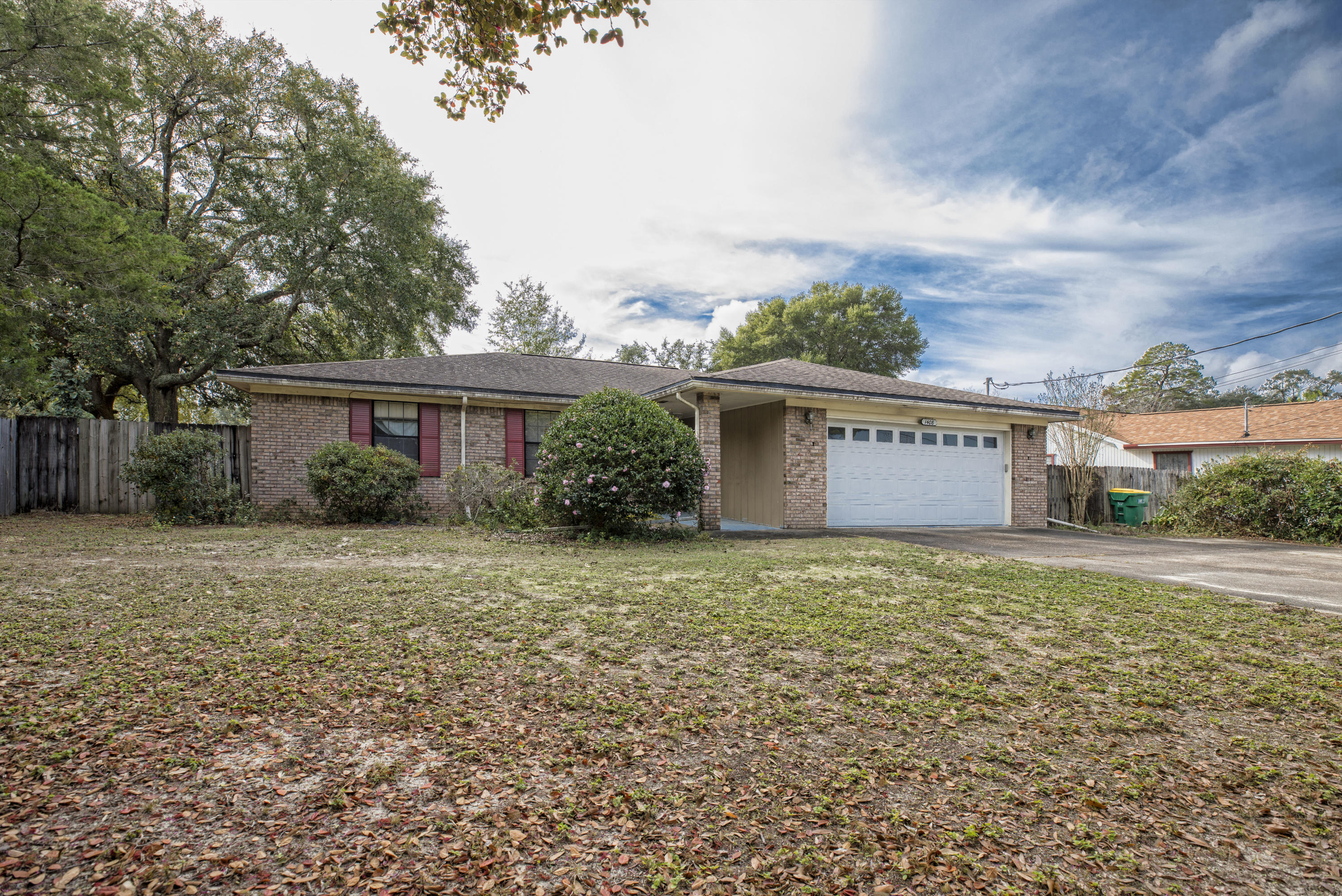 1408  29Th Street, Niceville in Okaloosa County, FL 32578 Home for Sale