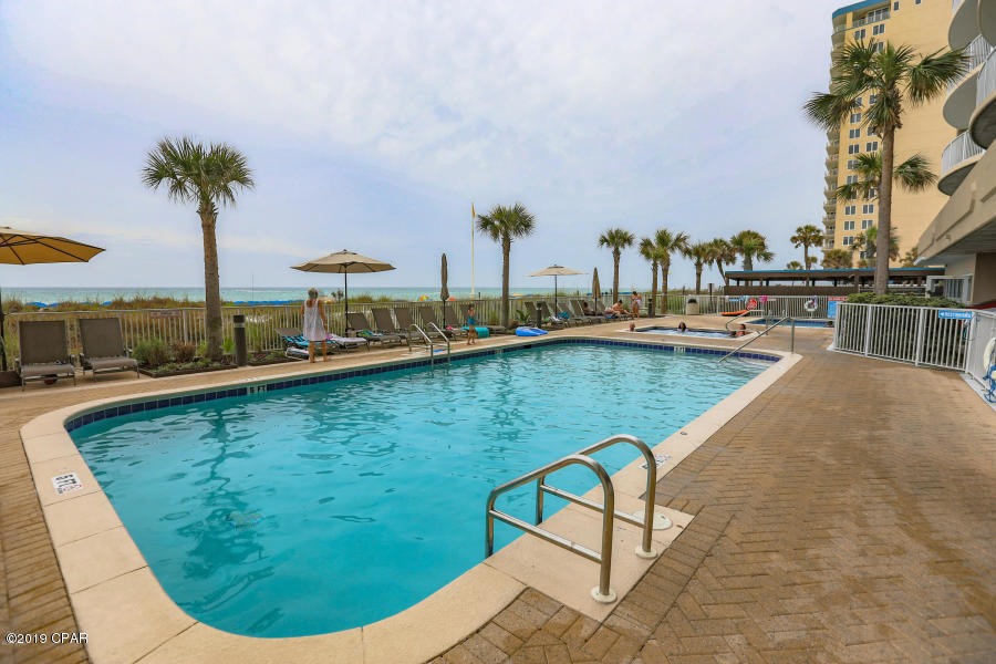 Photo of home for sale at 10625 Front Beach, Panama City Beach FL