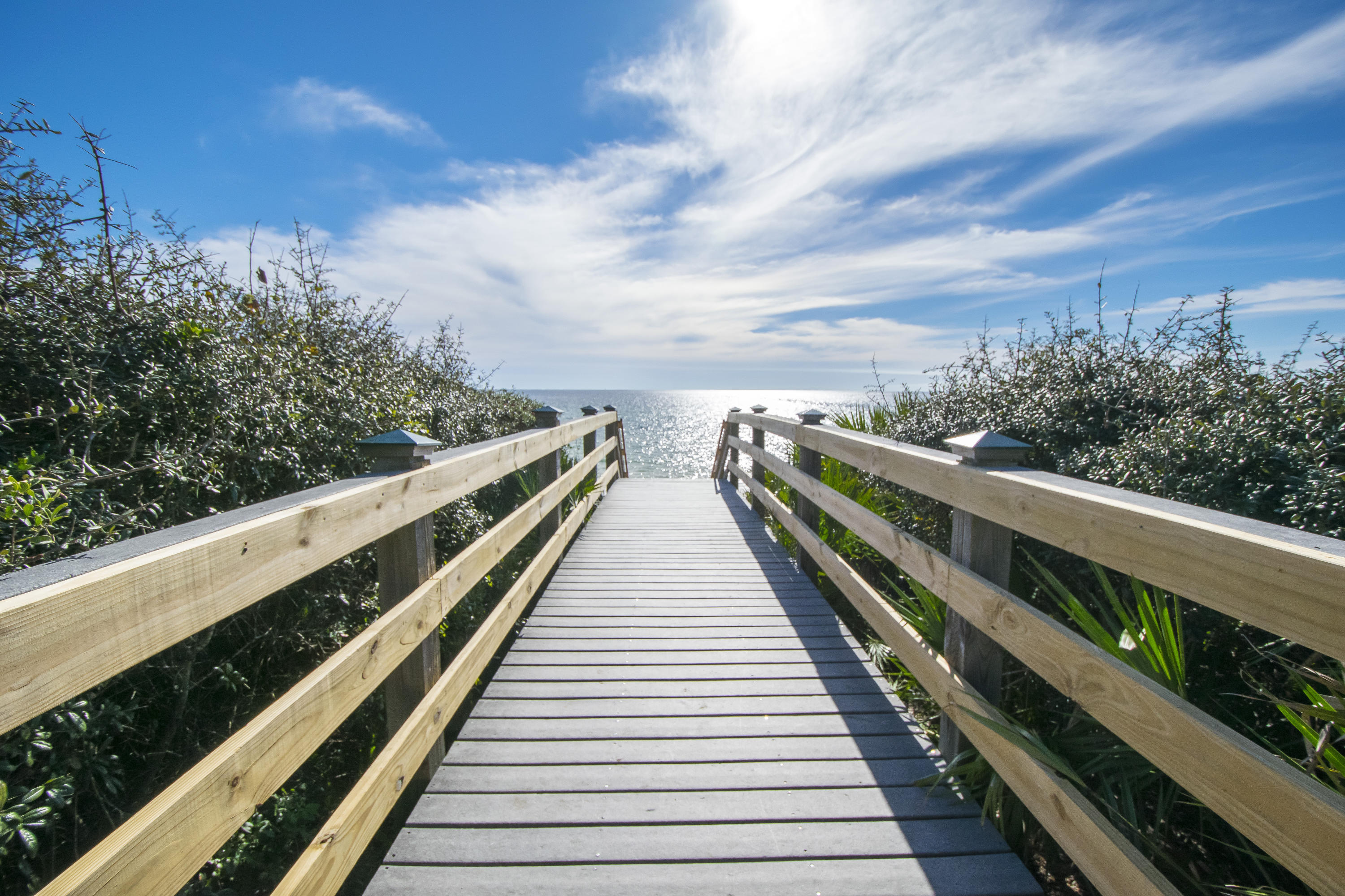 Photo of home for sale at 14 Lazy Day Lane, Inlet Beach FL