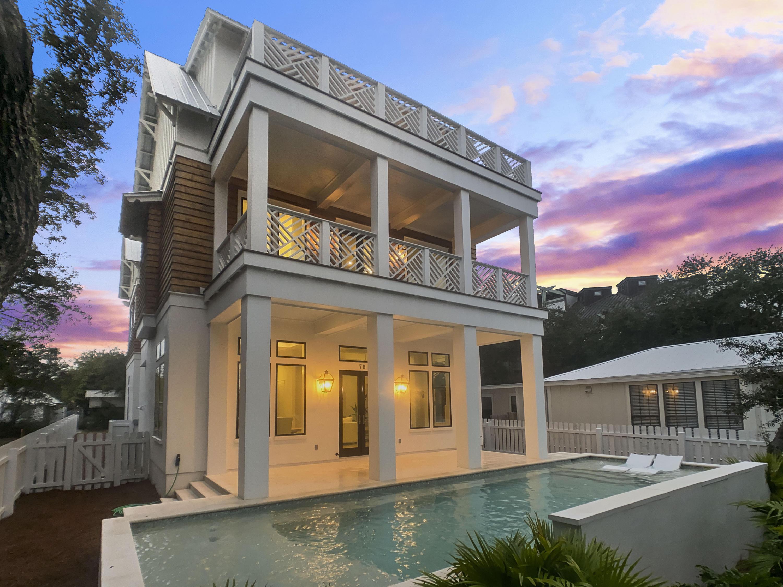 A 6 Bedroom 5 Bedroom Grayton Beach Home