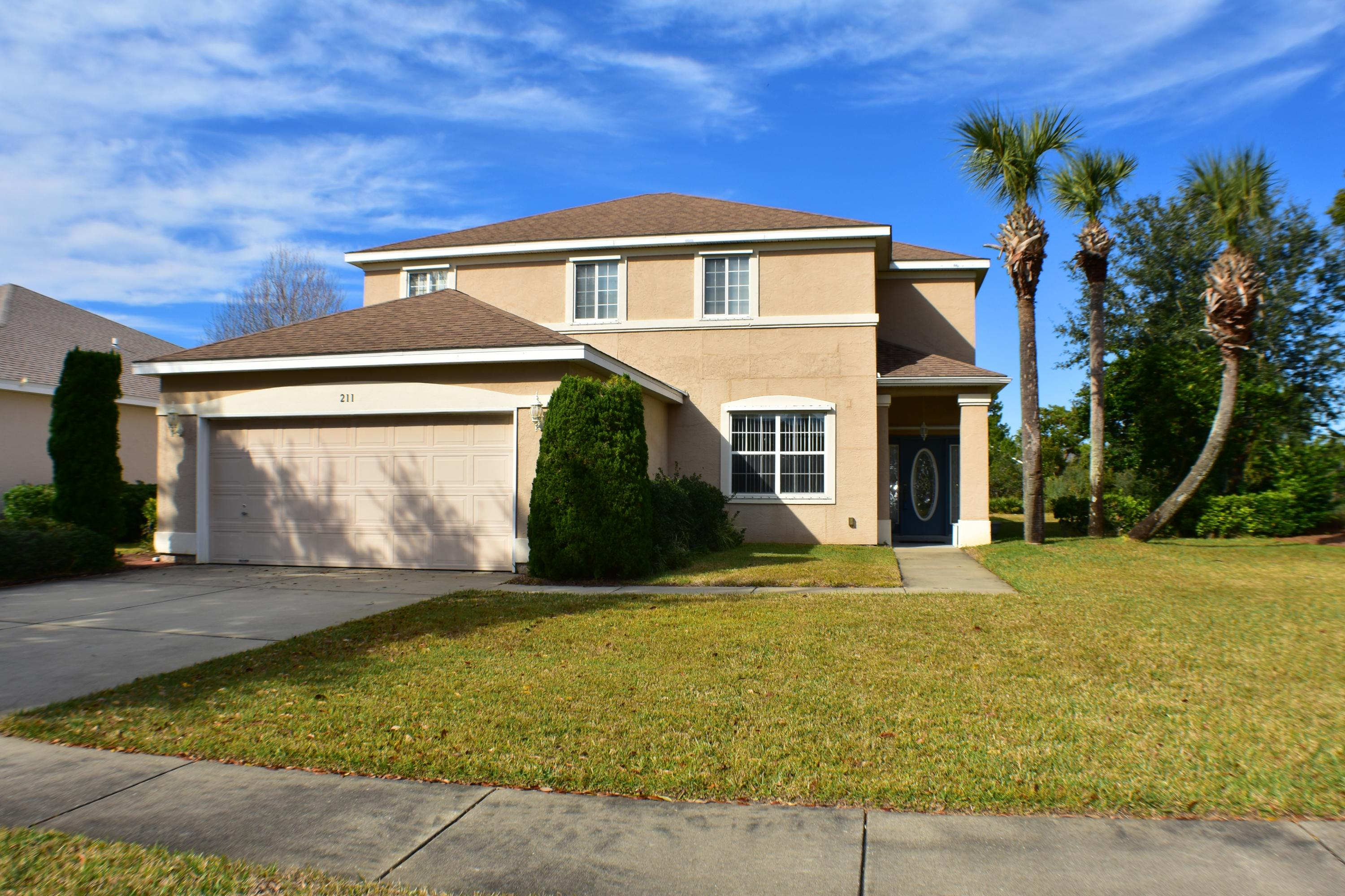 Photo of home for sale at 211 Oxford, Panama City Beach FL