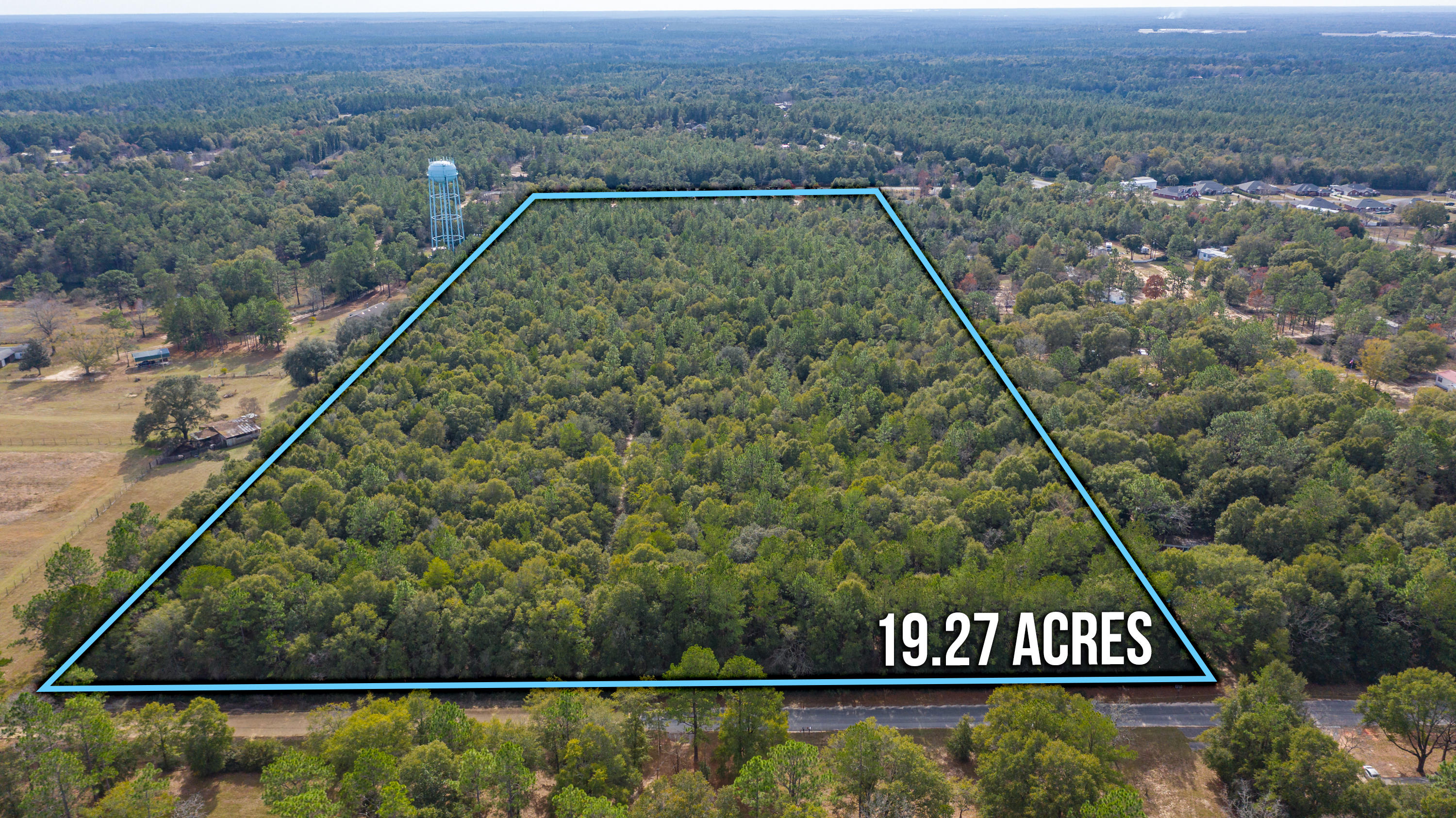 Photo of home for sale at TBD Horne Hollow, Crestview FL