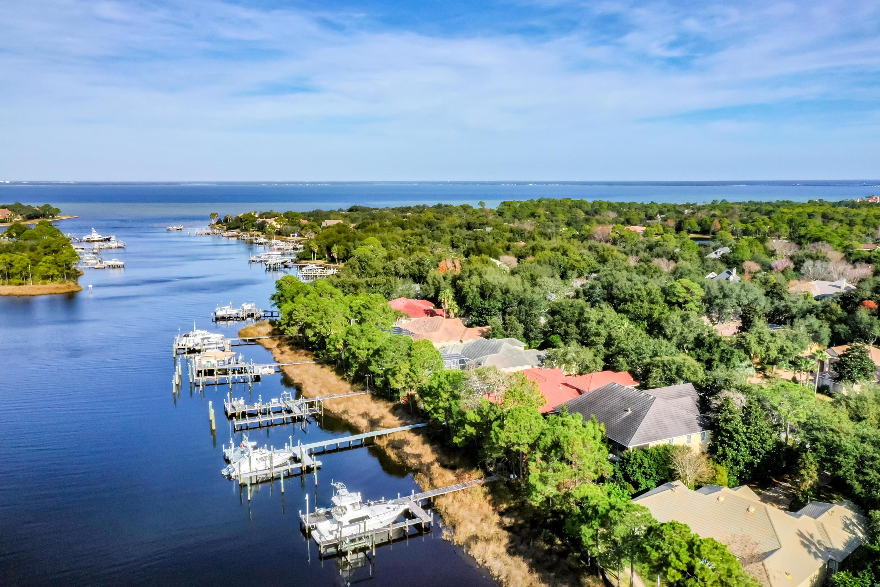 Photo of home for sale at 4374 Old Bayou, Destin FL