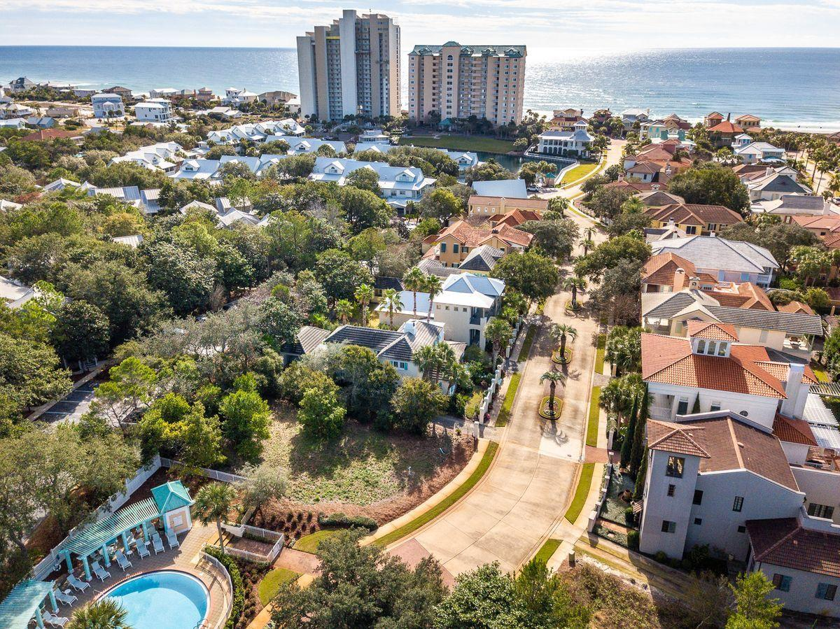 Photo of home for sale at Lot 47 Rue Caribe, Miramar Beach FL