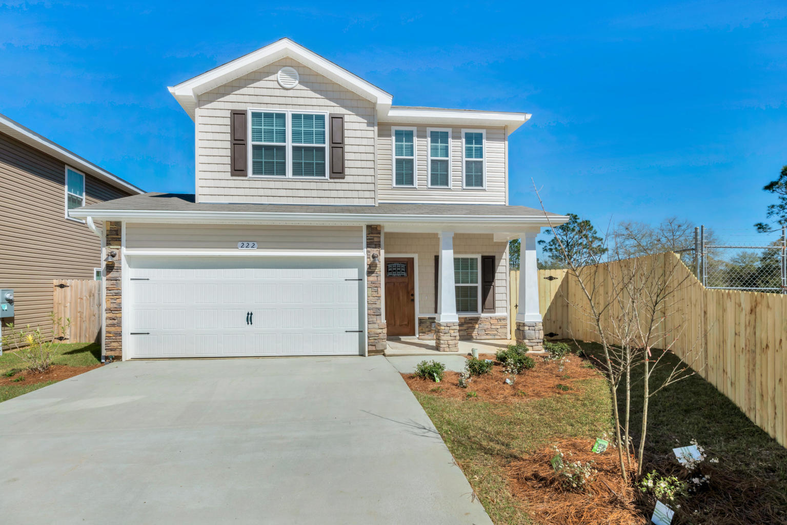 Photo of home for sale at 196 Wainwright, Crestview FL