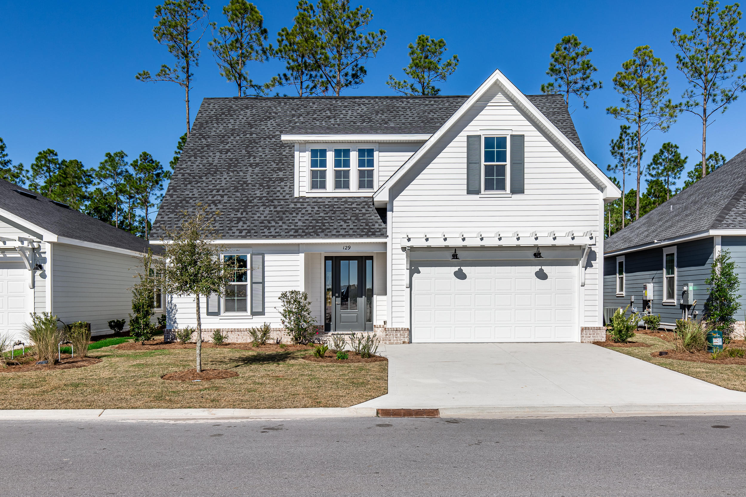 Photo of home for sale at 129 Windrow, Watersound FL