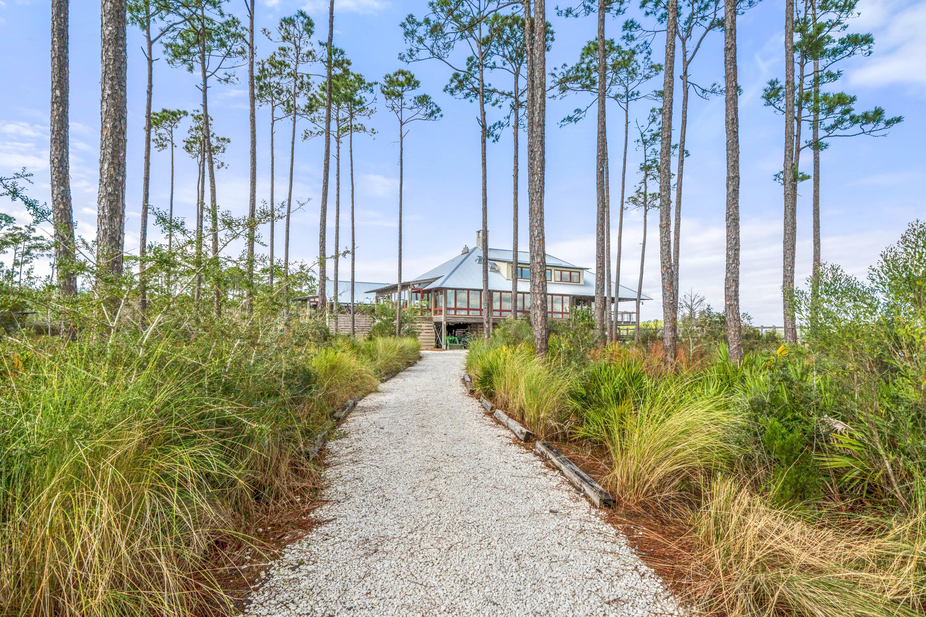 Photo of home for sale at 6603 Button Buck, Panama City Beach FL