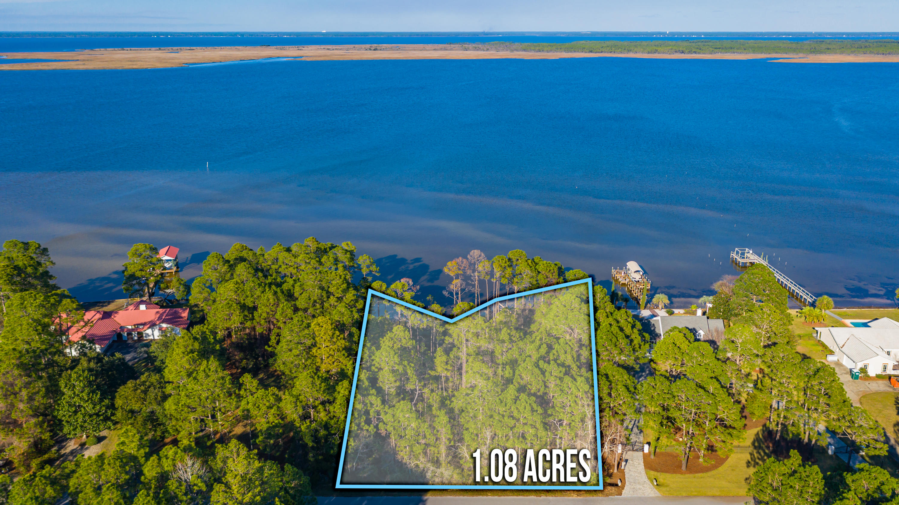 Photo of home for sale at Lot 24 Woodland Bayou, Santa Rosa Beach FL