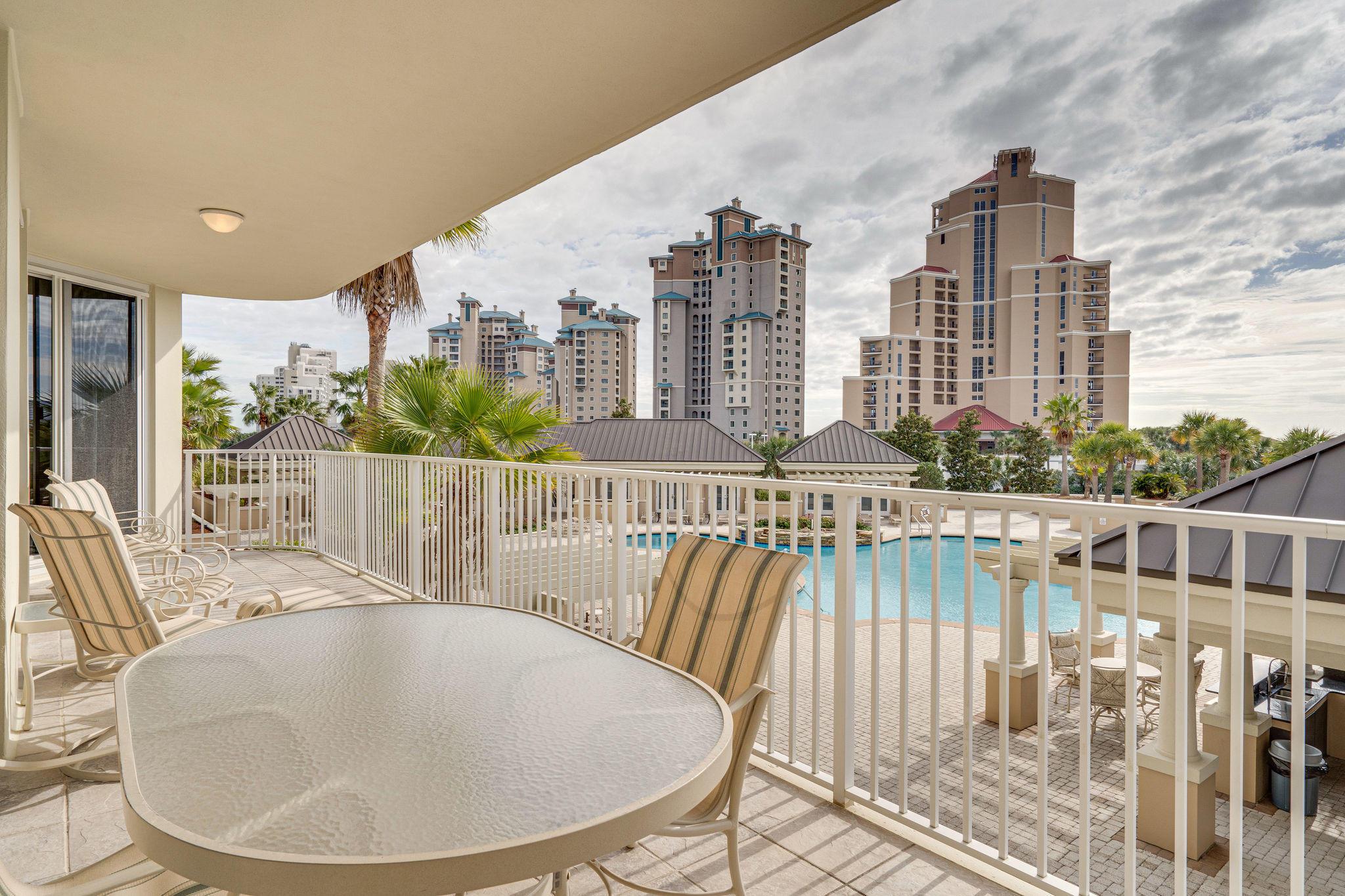 Photo of home for sale at 1 Beach Club Drive, Miramar Beach FL