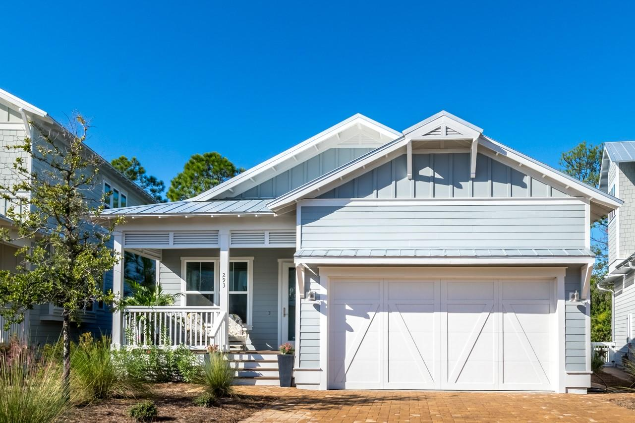 Photo of home for sale at 293 Flatwoods Forest, Santa Rosa Beach FL