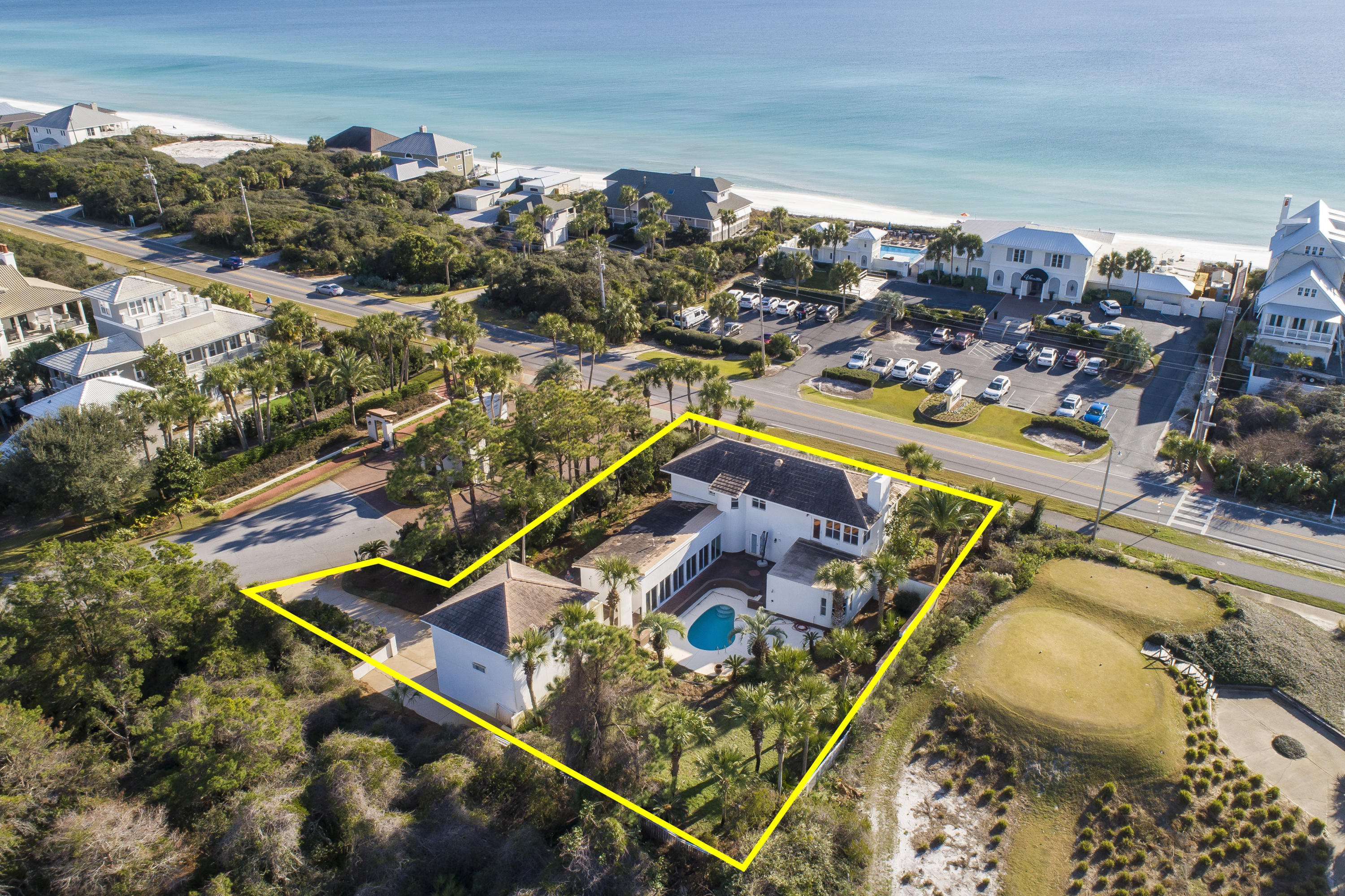 Photo of home for sale at 19 Sea Winds, Santa Rosa Beach FL