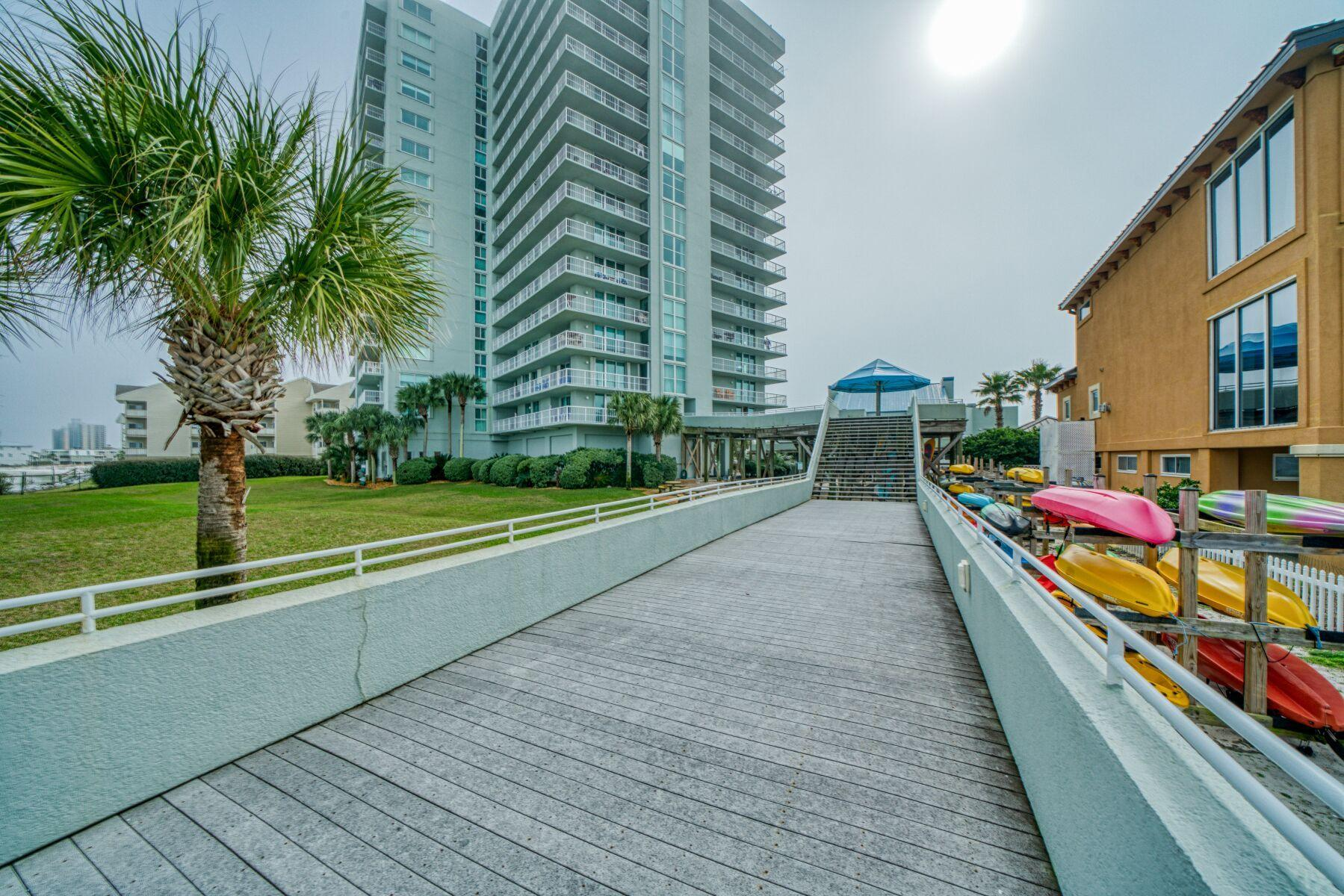 Photo of home for sale at 1200 Ft Pickens Rd, Pensacola Beach FL