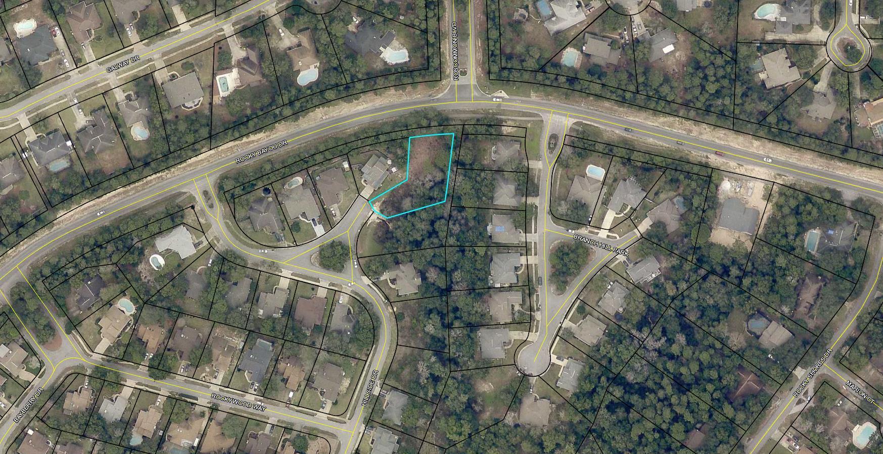 219  Hillside Drive, Niceville in Okaloosa County, FL 32578 Home for Sale