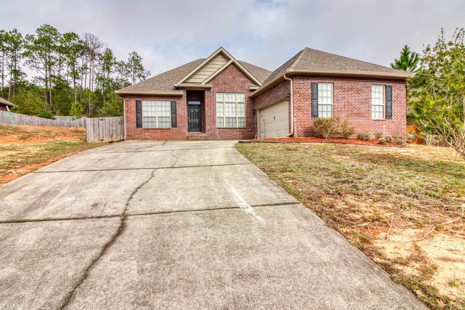 Photo of home for sale at 743 Lime, Crestview FL