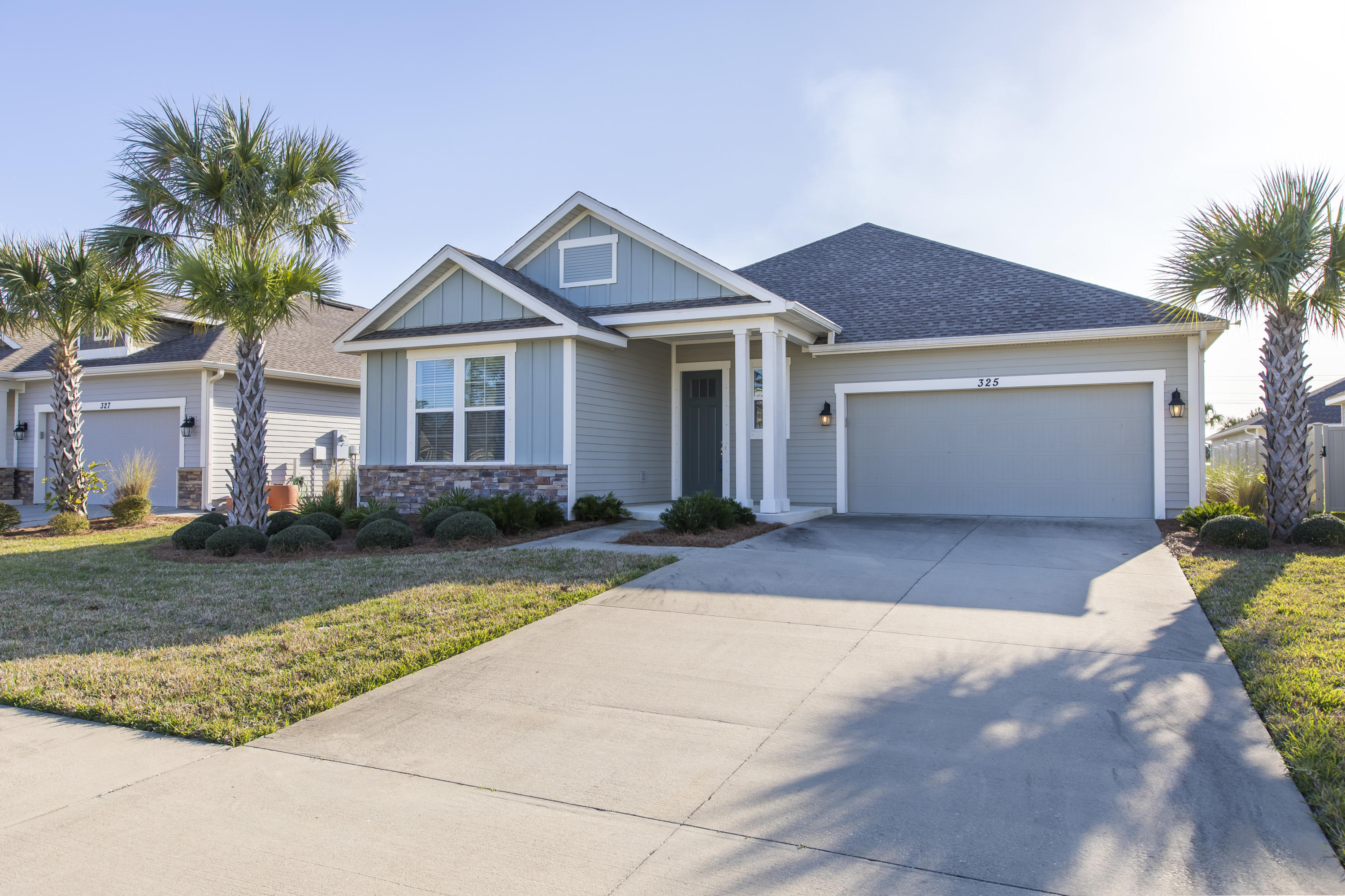 Photo of home for sale at 325 Blue Sage, Panama City Beach FL