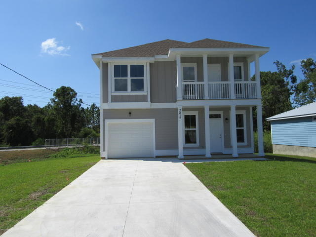 Photo of home for sale at 2817 Lagoon, Panama City Beach FL